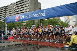 Cleveland Marathon 2010