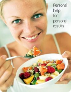 There's no way this girl is THIS happy about eating those veggies.