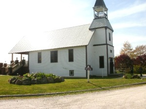 South River Vineyard is an old church. How cool is that?