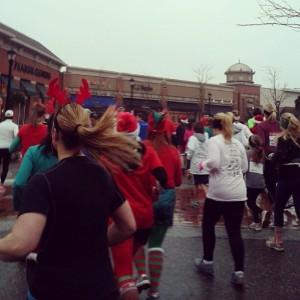 jingle bell 5k run