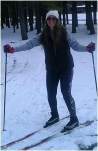 Cross Country Skiing Workout