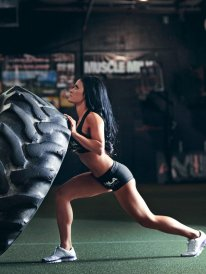 NLA sponsored athlete: Jessica Arevalo