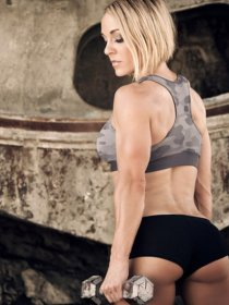 NLA sponsored athlete: Jessie Hilgenberg