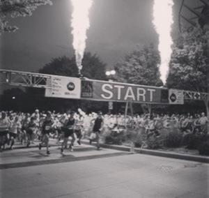 Photo courtesy of Flying Pig Marathon Instagram.