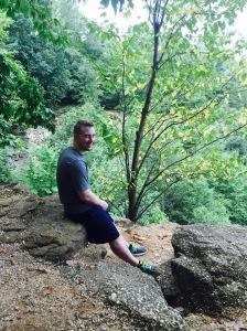 AJ-hiking