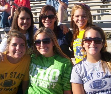 Kent State Homecoming 2008