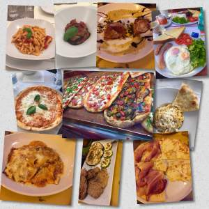 Some of the amazing food we tried!